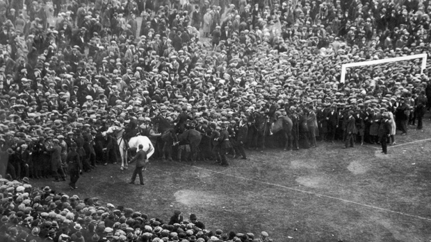 The White Horse Final, 1923