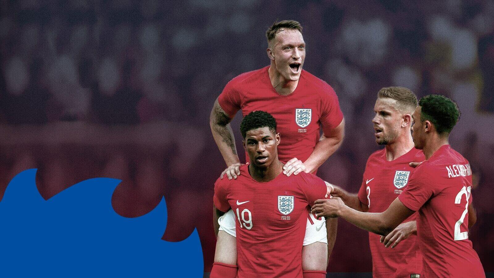 The England Men S Senior Football Team