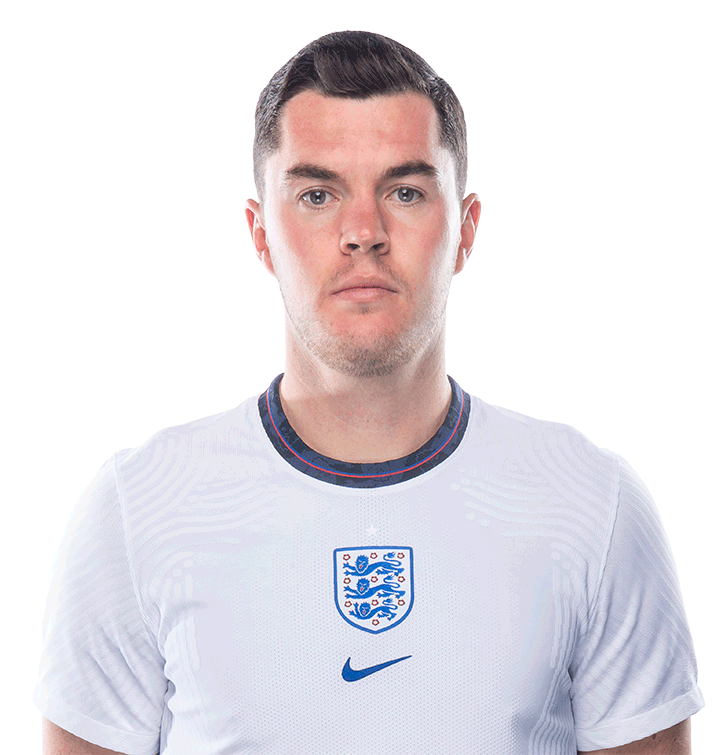 England Player Profile Michael Keane