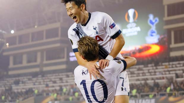 Image result for harry kane europa league