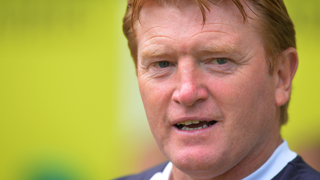 Stuart McCall is a former player and manager with Bradford City as well as an FA Cup Finalist for Everton