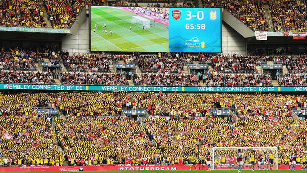Emirates Fa Cup Finalists To Receive More Tickets For Fans