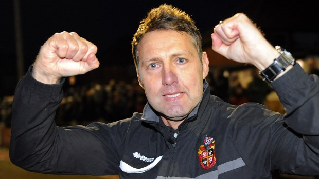 Spennymoor Town boss Jason Ainsley previews Emirates FA Cup tie ...