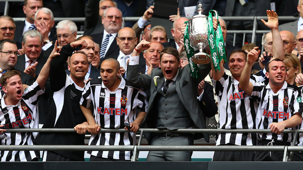 Emirates FA Cup preview: Spennymoor Town v Whitby Town