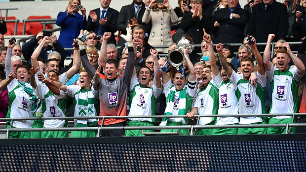 North Ferriby United Edge Out Wrexham In A Thrilling Trophy Final At