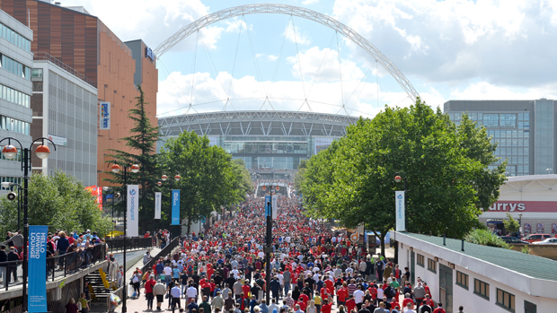 Wembley Will Host Next Years Fa Trophy And Vase Finals In May