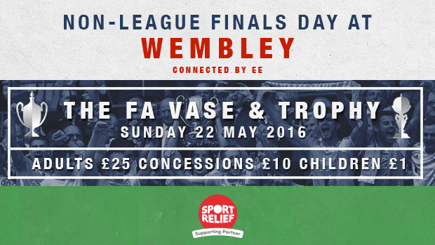 Tickets On Sale For The Fas Non League Finals Day At Wembley Stadium