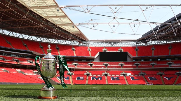 The Fa Vase Fifth Round Proper Draw Was Made At Wembley Stadium