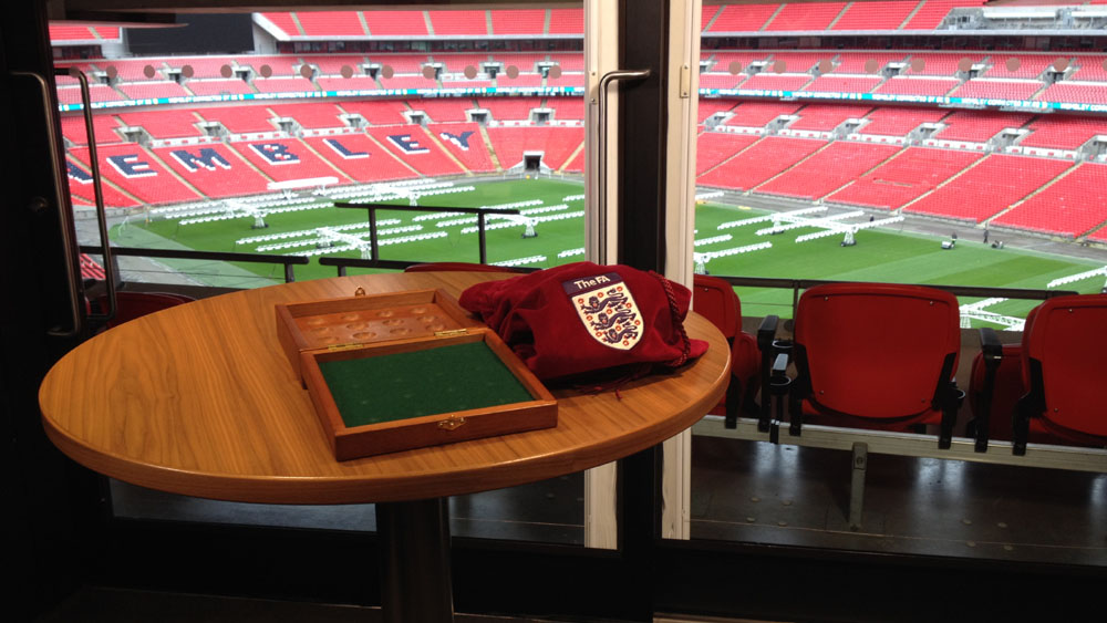 Fa Vase Sixth Round Draw Made At Wembley Stadium