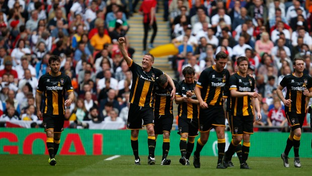 Image result for morpeth fa vase win