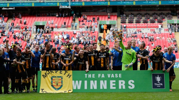 No Retirement Plans For Swailes After Superb Fa Vase Victory