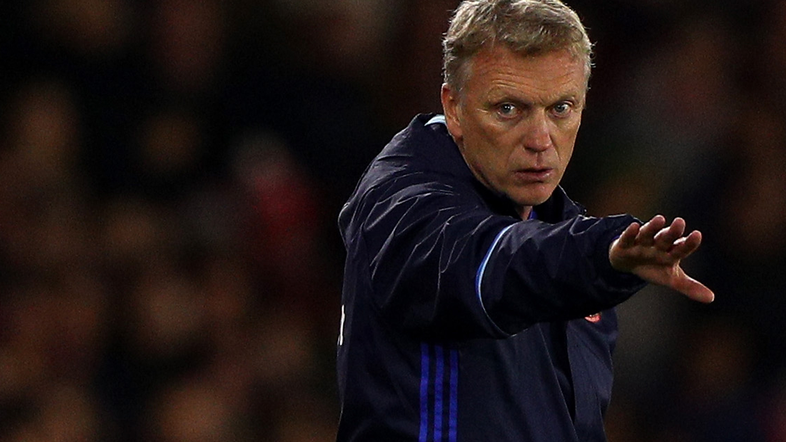 David Moyes fined by FA for remark made to female reporter