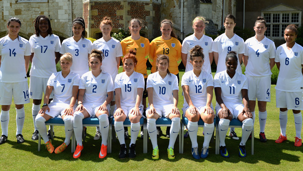 England squad named for Women's U20 World Cup