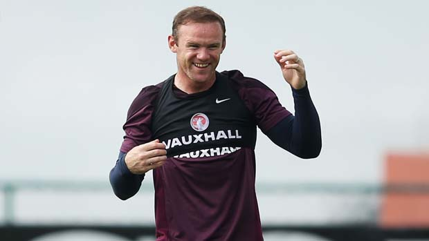 Wayne Rooney: 'Italy should be worried about facing England'