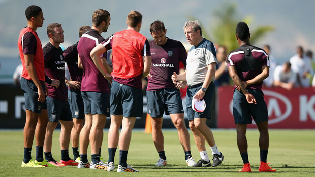 Hodgson looks to find and exploit Italy's weaknesses