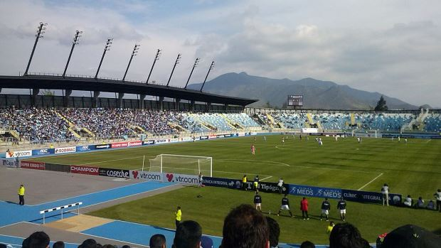 Estadio el Teniente in Rancagua will host England