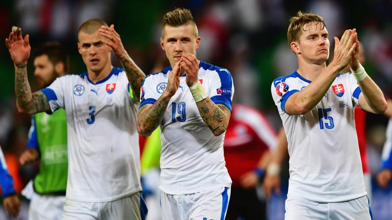 Резултат с изображение за slovakia football
