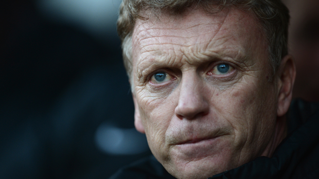 David Moyes fined £30000 by FA for 'slap' comment towards journalist