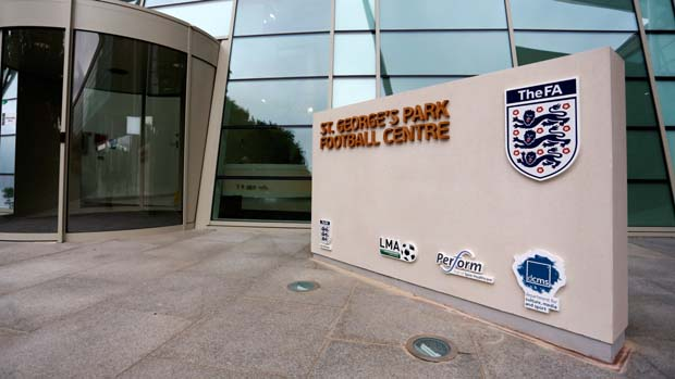 The FA's St. George's Park national football centre.