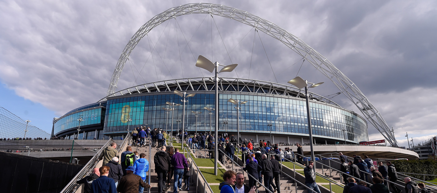Guide to Wembley Stadium