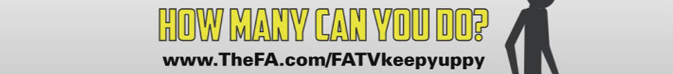 Submit your videos to FATV Keepy Uppy Challenge
