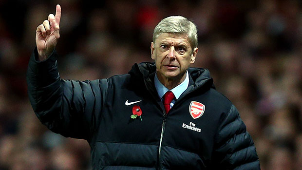 Arsenal manager, Arsene Wenger