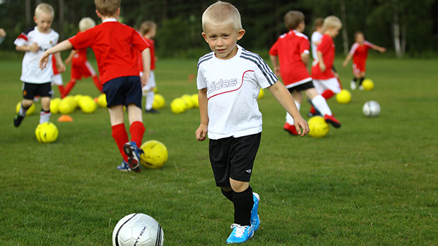 Community Amateur Sports Clubs train players from Under 7s all the way through to adult teams