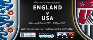 Watch England live on FATV