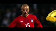 Wes Brown's last England appearance came against Australia at Upton Park in February 2003.