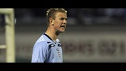 Under-21 'keeper Joe Hart