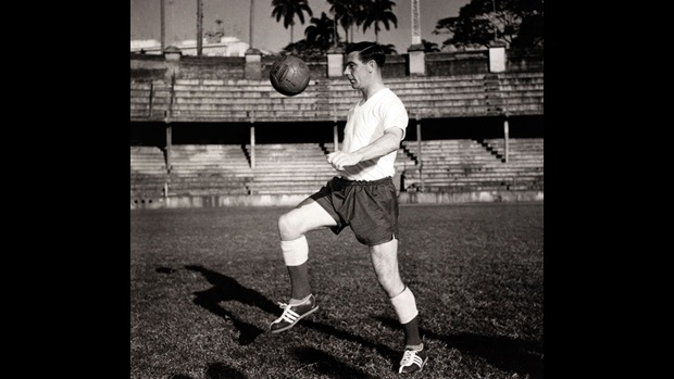 Johnny Haynes, England