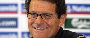 Capello names squad