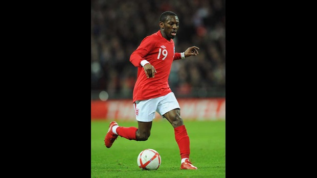 Shaun Wright-Phillips grabbed his third goal for England under Fabio Capello.