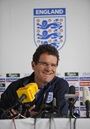 Capello to wait on Barry