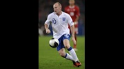Wayne Rooney in action against Switzerland.