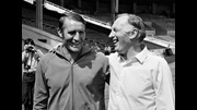 Joe Mercer and Malcolm Allison