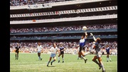 Maradona's 'Hand of God'