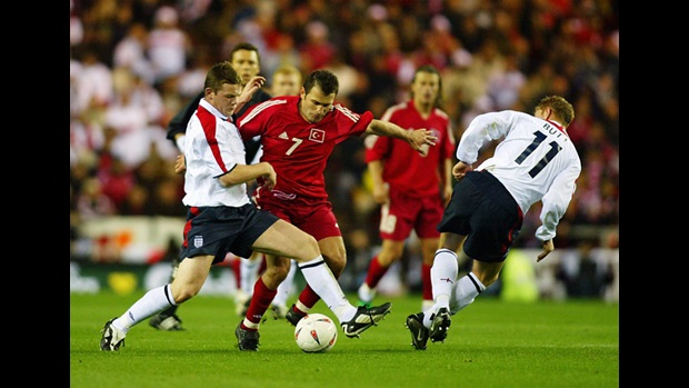 England v Turkey 2003