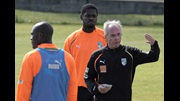 Sven Goran Erioksson and Ivory Coast.