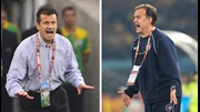 Dunga and Marcelo Bielsa