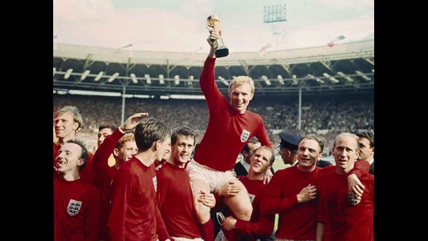 England, World Cup 1966