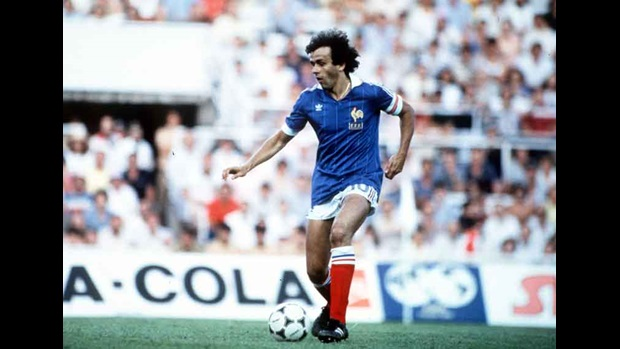 Michel Platini, France, World Cup