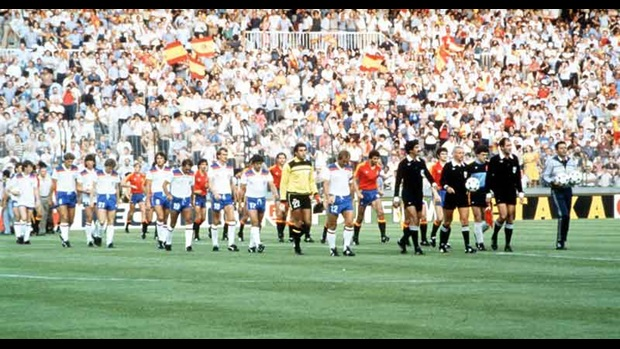 Spain 1982, World Cup, England