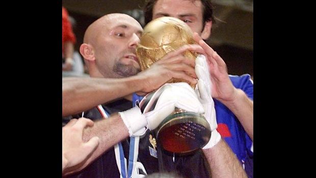 Fabien Barthez, France, world Cup