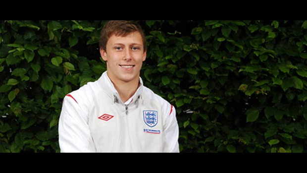 The England hitman harbours a desire to play in the FIFA U17 World Cup.