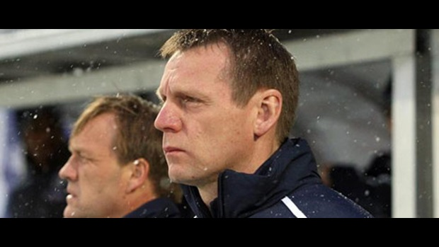 Stuart Pearce watched his Under-21 side beat Norway 5-0 on Friday.