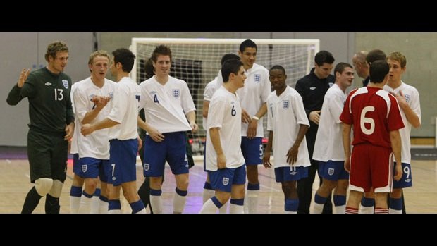 International Futsal - England v Andorra