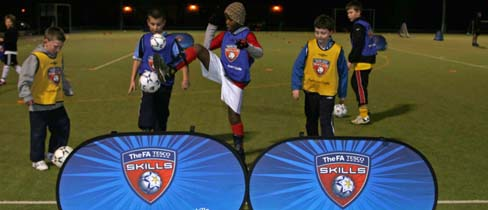 The FA Tesco Skills Programme