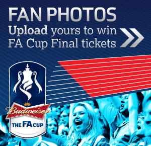 FA Cup Fan Photos Campaign - upload yours now
