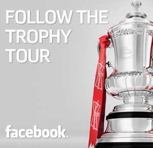 The Trophy tour